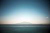 , (Benedetta Falugi) Tags: sea italy film analog mare blu napoli vesuvio anotherworld 22mm eximus benedettafalugi wwwbenedettafalugicom