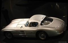 "Mercedes-Benz Museum - Mercedes Benz 300 SLR ""Uhlenhaut Coupé"" 1955"
