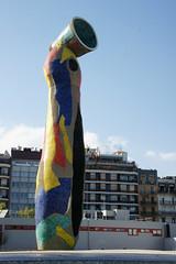 Barcelona - Parc de Joan Mir (jaime.silva) Tags: barcelona espaa spain espanha sony catalonia catalunya catalua espanya catalunha 2011 sonyalphadslra700 august2011