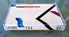 wire : 154 (japanese forms) Tags: analog typography design graphicdesign artwork dof graphic bokeh retro tape 1989 analogue fonts cassette albumart 1979 emi postpunk typeface 154 audiocassette cassettetape magnetictape colinnewman harvestrecords musicassette ishouldhaveknownbetter fontsinuse grahamlewis bcgilbert minicassette robertgotobed wirewire sonyαnex5 restlessretro restlessrecords1989 ©japaneseforms2011 ilovetapehiss ©analoguejugend