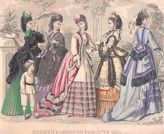 AZ-1484 (Charleston Museum) Tags: art fashion illustration charleston textile fashionplates fashionillustration charlestonmuseum charlestonhistory textilesgallery charlestonfashion