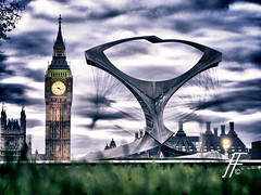 Ancient and modern_HDR (ArthurFentaman) Tags: old city uk houses england panorama sculpture color colour building london english monument water fountain westminster lines statue skyline architecture modern vintage design town big high construction ancient europe view dynamic ben britain centre united great gothic goth kingdom parliament bigben places landmark center medieval spray retro british middle range ages hdr constrast