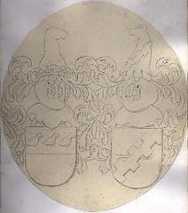 RAL000572-029 (Historisch Centrum Limburg (HCL)) Tags: de aj 1 is dl tekeningen grafstenen potlood getekend beschrijving gedrukt locatiesusteren creatiedatum inventarisnummer572 mediumde auteurflament