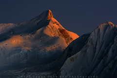 Malubiting Peak 7458m.. (M Atif Saeed) Tags: pakistan mountain mountains nature landscape karakoram atifsaeed