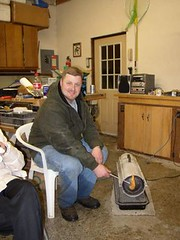 Goose, reheating a chicken strip on an LP heater (spivey.andy) Tags: zr2 goosezr2