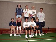 2003 Meisjes C1 - Tr. Jorn van Vuuren