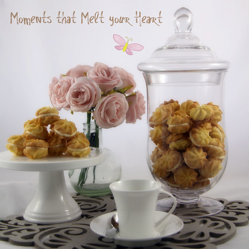 Melting Moments by Coco Jo Cakes