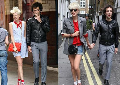 Agyness-Deyn-Albert-Hammond-Jr