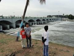 Swarren & Buchhu (Al&Bagya) Tags: trip india 2011 kallanai