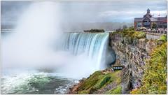 Horseshoe Falls, Niagara Falls, Canada (Mustang Joe) Tags: canada detail canadian niagara falls horseshoe hdr topaz adjust 3xp photomatix nikcolorefex