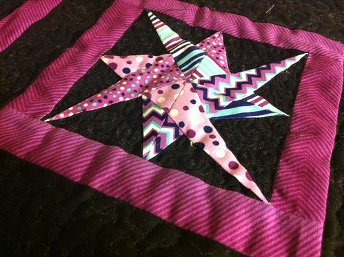 Free Motion Placemat Swappers - Stars Sneak Peak
