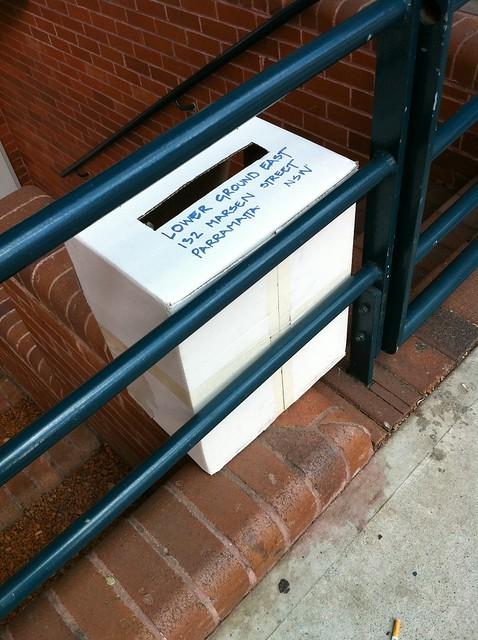 DIY Mailbox