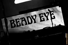 Beady Eye (dani[grunge photographer]) Tags: chris music eye ex andy rock photographer bell live grunge dani pop oasis gallagher liam indie roll member archer brit gem batteria beady bianchi chitarra daniele atlantico sharrock concertinalive