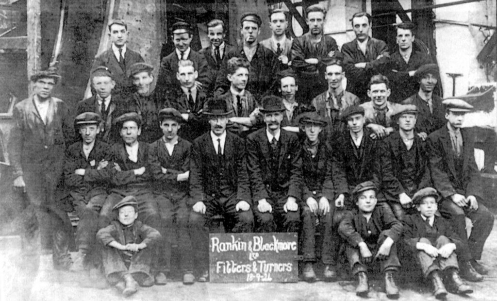 Fitters and Turners 1924
