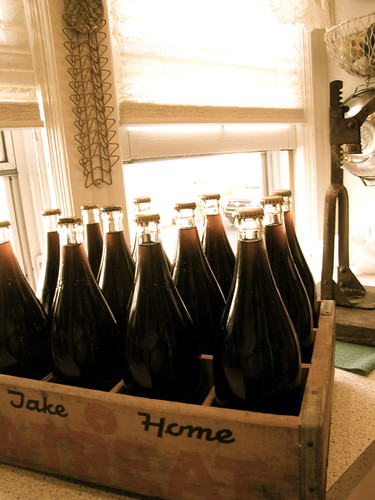 Bottling Root Beer