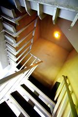 Sweetest Sound My Ears Have Ever Known (Thomas Hawk) Tags: california usa architecture stairs america unitedstates 10 unitedstatesofamerica eastbay kaiserbuilding fav10 oakalnd