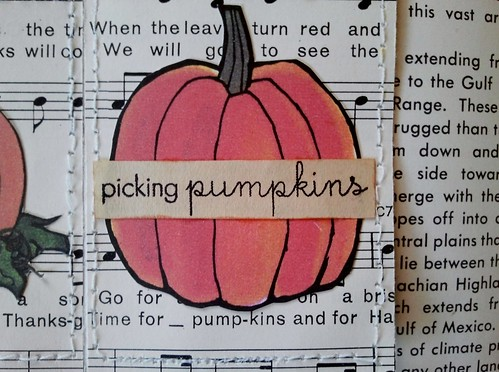 Pumpkin Tiny Book Cover Page