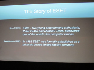 ESET NOD32 Antivirus 5 and ESET Smart Security 5 Launch