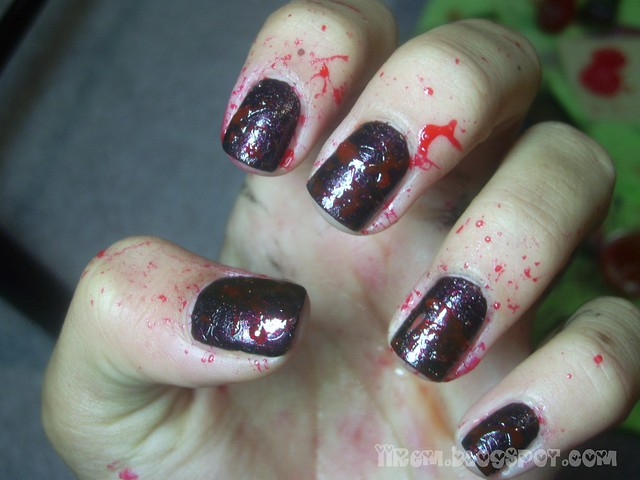 Hallowen Nails (2)