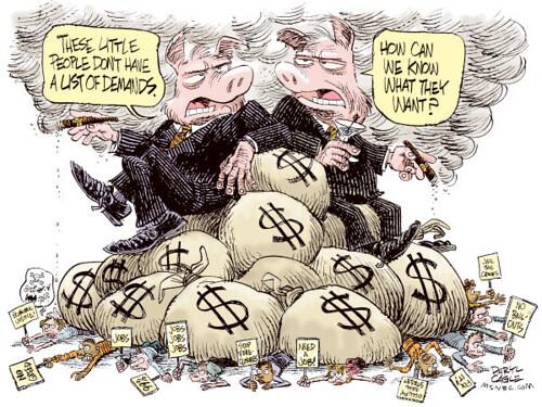 A Wall Street