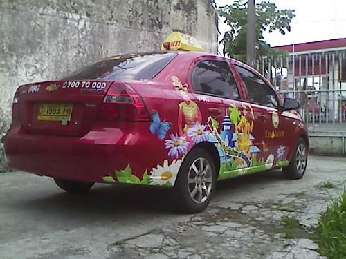 Chevy Lova Taxi Cipaganti Bandung A Photo On Flickriver