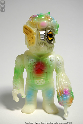 RealxHead x Mirock Toy - Chaos Fighter Next