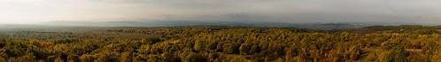 Panorama südliches Hainich