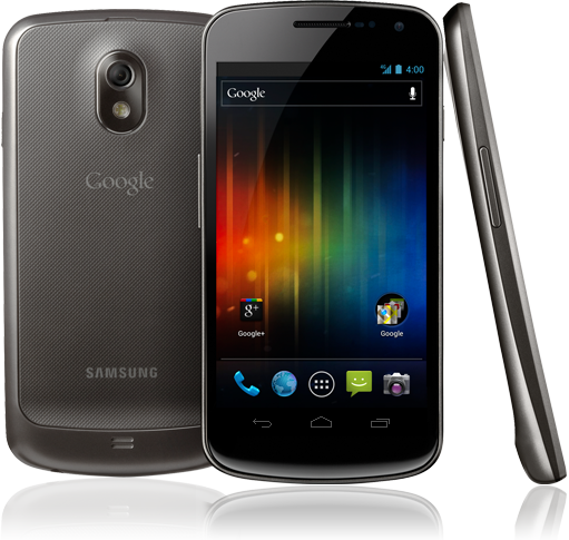 Galaxy Nexus & Android 4.0 (Ice Cream Sandwich) Officially Announced