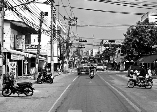IMG_6604 The street of Songkhla,宋卡