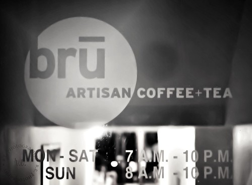 Bru Coffee Bar, Los Feliz, California