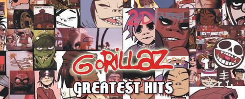 VidZone: Gorillaz Greatest Hits - Deutsch