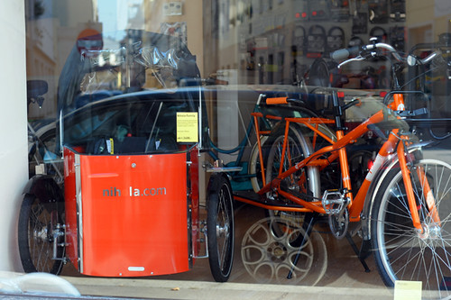 Heavy Pedals Cargo Bike Shop, Vienna Austria