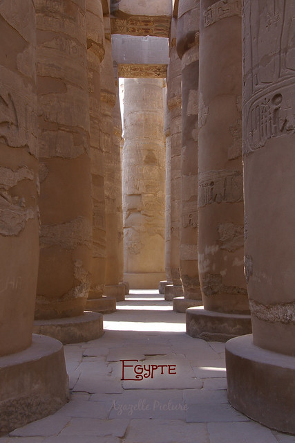 [Egypte] Karnac Temple