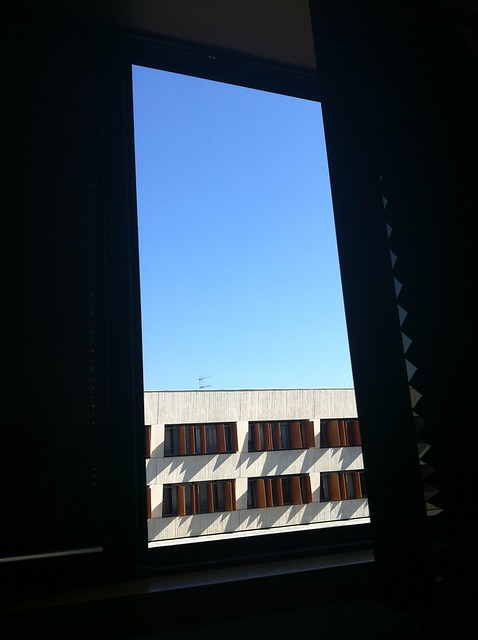 Desde de la ventana