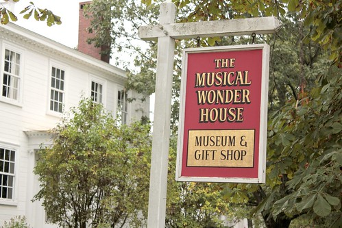 The Musical Wonder House in Wiscasset, Maine