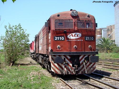 ALCO FPD9 2110 - GM GT26 9402