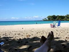 Mauna Lana Beach