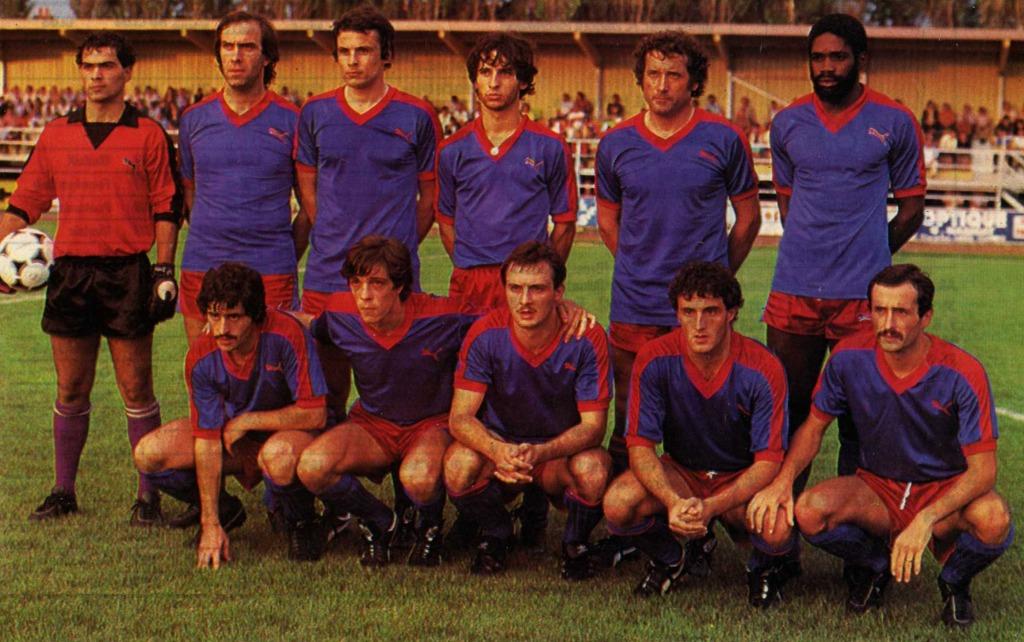 Châteauroux 1982-83