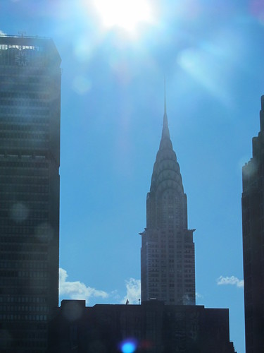 chrysler building farewell