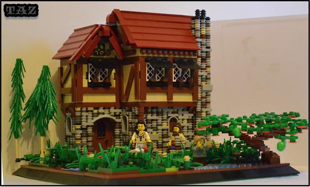 Some History/Castle builds. 6271511009_e433b135a9_z