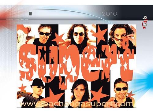 Súper T 2010 - grupo - cartel