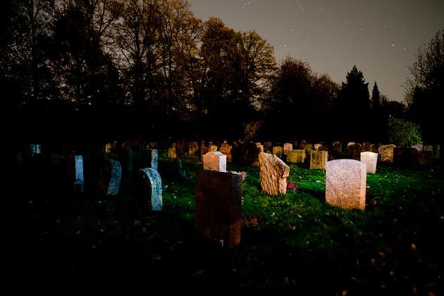 Vestre Gravlund - det finnes flere skumle kirkegårder i Oslo