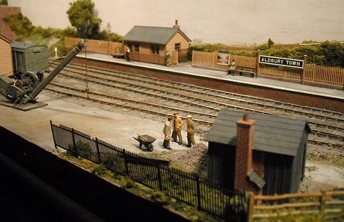 Aldbury Town Station