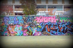 Catch Felz Nekah + (STEAM156) Tags: uk streetart london art graffiti travels photos artists catch walls stockwell nekah felz steam156 wwwlondongraffititourscom