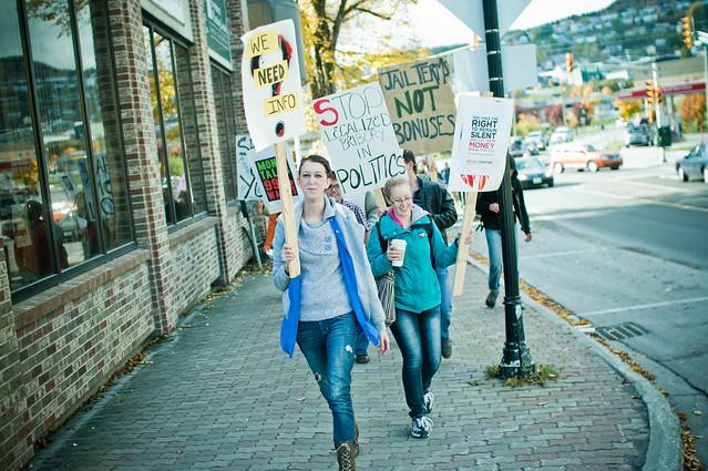 Occupy Corner Brook - 11