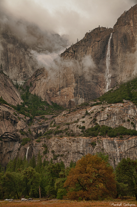 Yosemite in the Falls