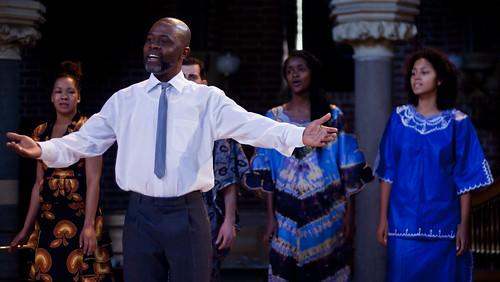 Raymond Sereba as Moise Tshombe