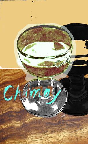 Sanders-chimay