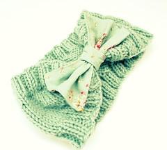angles (andrea creates) Tags: knitting headbands earwarmers oct11