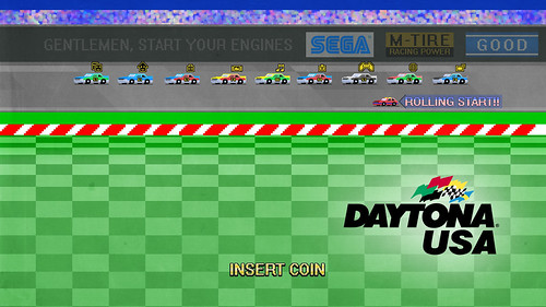 Daytona Retro Theme